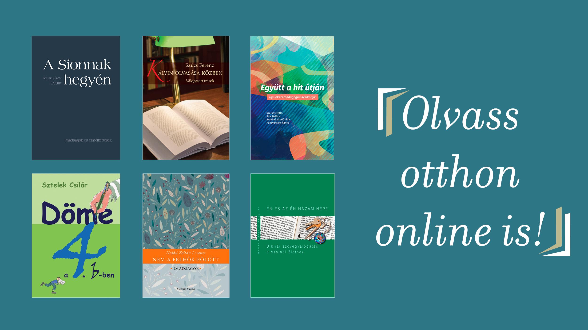 Olvass otthon online is!