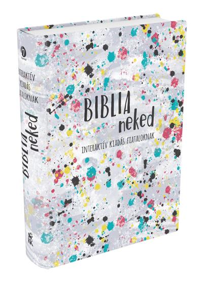 Biblia neked. Interaktív kiadás fiataloknak (RÚF 2014)