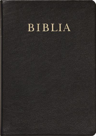 Biblia (RÚF 2014), nagy méret, bőrkötés, arany élmetszés