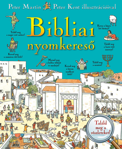 Bibliai nyomkereső. Bible Detective