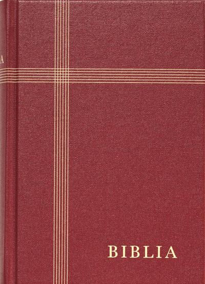 Biblia (RÚF 2014), nagy méret, vászonkötés